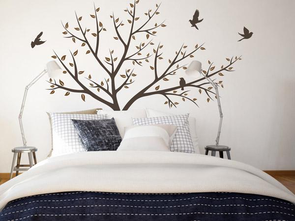 wandideen f r ferienwohnung ferienhaus. Black Bedroom Furniture Sets. Home Design Ideas