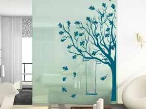 wandtattoo auf fenstern ideen f r wandtattoos glas. Black Bedroom Furniture Sets. Home Design Ideas