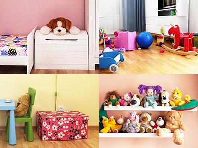 Wohnen mit Kindern - Ideen fürs Kinderzimmer von Wandtattoo.de