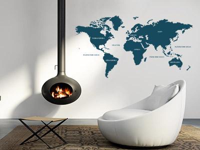 wandtattoos f r die luxuswohnung ideen von. Black Bedroom Furniture Sets. Home Design Ideas