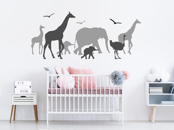 Wandtattoo fürs Kinderzimmer | WANDTATTOO.DE