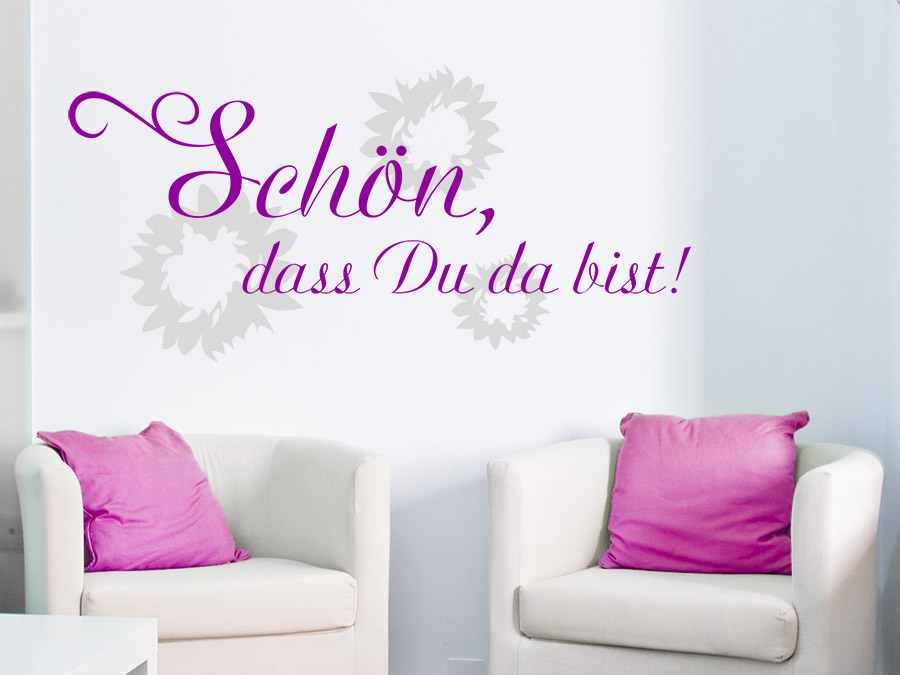 wandtattoo im friseur salon ideen f r die gestaltung. Black Bedroom Furniture Sets. Home Design Ideas