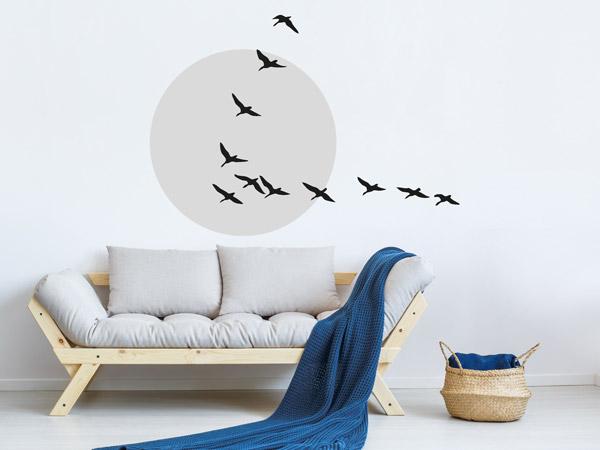 maritime wanddekoration tipps und ideen. Black Bedroom Furniture Sets. Home Design Ideas
