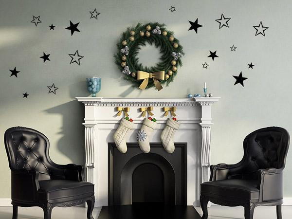 weihnachtsdekoration ideen tipps und anregungen f r weihnachtsdeko bei. Black Bedroom Furniture Sets. Home Design Ideas
