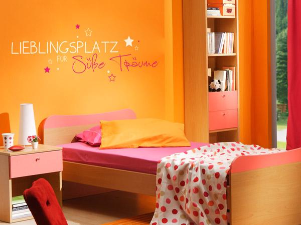 Kreatives Mädchenzimmer - Farben, Deko, Wandgestaltung | {Mädchenzimmer gestalten 95}