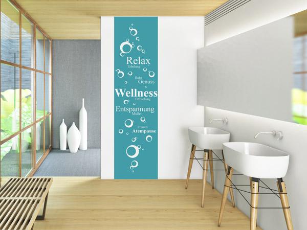 wandtattoo im hotel wandtattoos und ideen im ratgeber. Black Bedroom Furniture Sets. Home Design Ideas